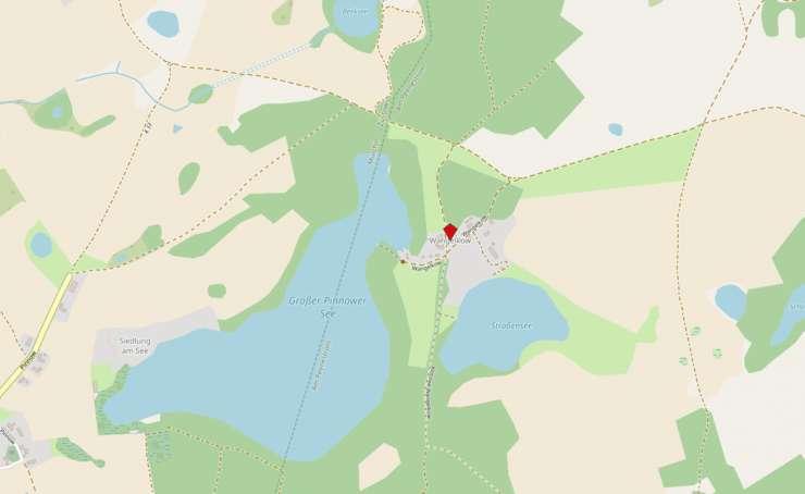 Link zu OpenStreetMap